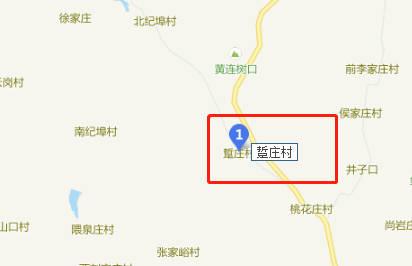 茌平洪屯官庄地图
