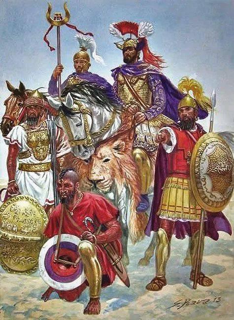为什么汉尼拔被称为西方战略之父?图片