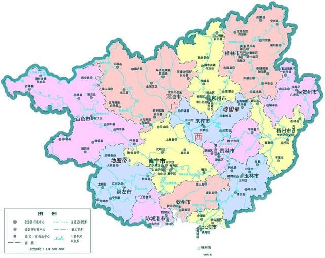 凤山县位于广西省西北部的河池市,和省会南宁距离约300公里.