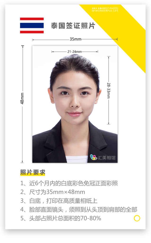 日本照片要求_2018年最新各国签证照片要求大全