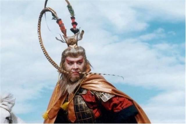 《天地争霸美猴王》,他饰演的