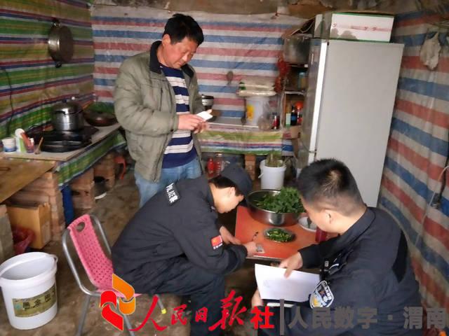 合阳县洽川派出所多措并举为文化节期间治安稳定保驾护航