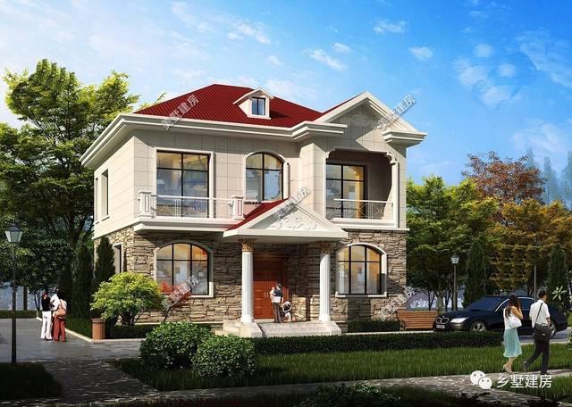 回农村建房,这三款自建房别墅款式,让你倍有面子!