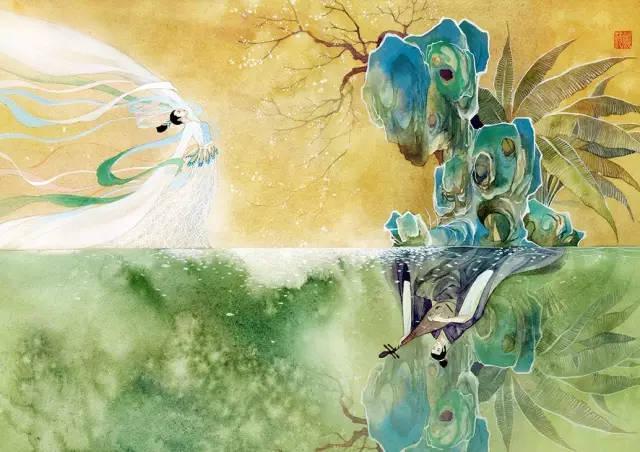 《浮生物语》绘本版