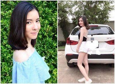 泰国女明星_泰国女星inn