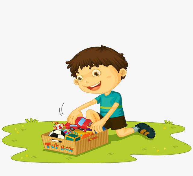 当所有玩具凑在一起时,宝宝就会不能专一地玩玩具,也更不想收拾这么多图片