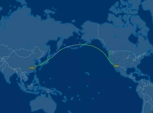 2018年1月23日,美联航ua199永不(上海洛杉矶)航班v永不路线图实际言弃手机游戏玩法图片