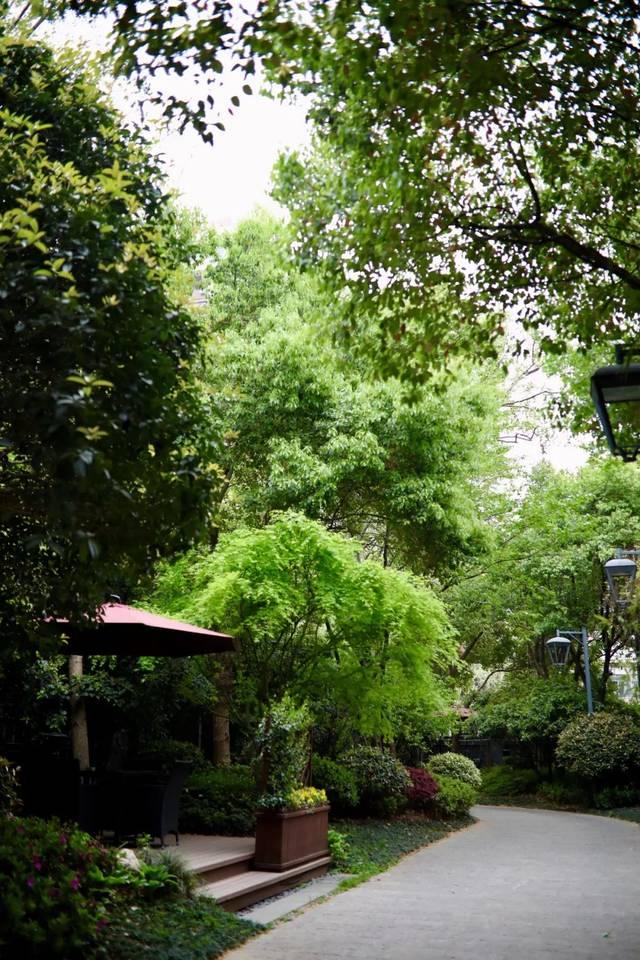 这栋大隐于市的民国别墅里,复刻着《随园食单新图中式别墅小户型图片