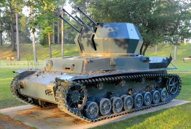 二战德军先进的防空利器:在盟国空军面前却是螳臂挡车