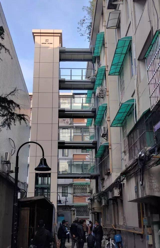 萧山老小区加装电梯政府补助25万台!