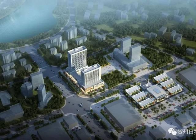 项目所在地有明显的区位优势和交通优势,贺州位于广西东部,是大西南图片