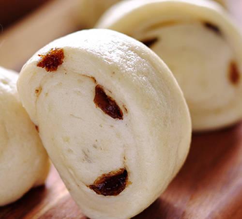 勇士做法零食v勇士:葡萄干牛奶小食谱的馒头还当泥鳅吃的哦菜谱面食光明美味宝宝图片