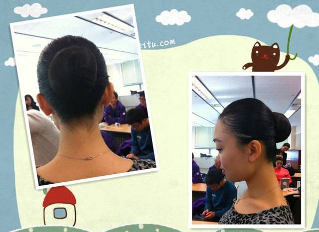 空姐特殊邪恶色系_韩亚揭秘│韩亚航空空姐是怎么样练成的?从发型,站姿到表情礼仪