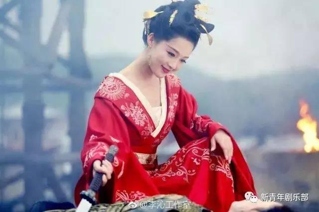 林婉儿身世复杂,是长公主的私生女,她和范闲因鸡腿结缘,一见钟情.图片