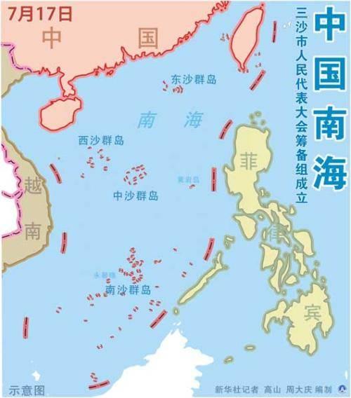 「双语阅读」:中国对南海的澳大利亚战舰提出了挑战图片