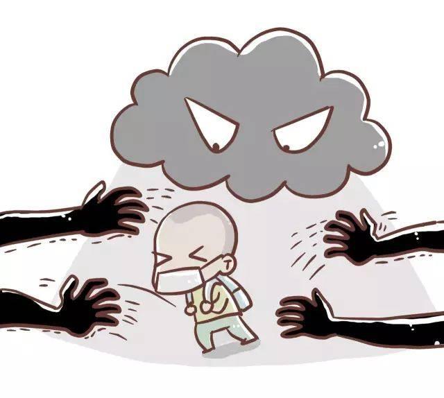 我们都是一家人漫画_都是痛, 感冒发烧是家常便饭动不动就得挂个吊瓶, 孩子一生病我们就得