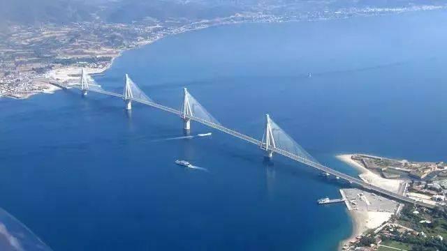 佩列沙茨跨海大桥设计图