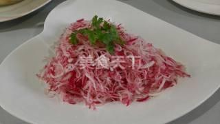 菜谱大全-酸甜萝卜丝-美食频道-美食搜狐手机电视台安徽了来图片