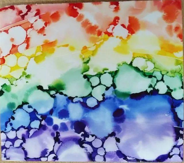 玉米皮小人,创意剪贴,水拓画,锡纸浮雕,水墨画,皱纹纸印画,鞋底生花