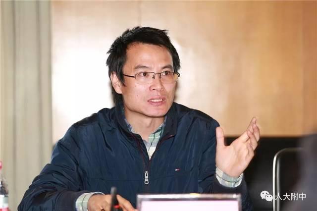 """钱学森空间技术实验室刘乃金副主任作了主题为""""梦想启航的地方""""的图片"""