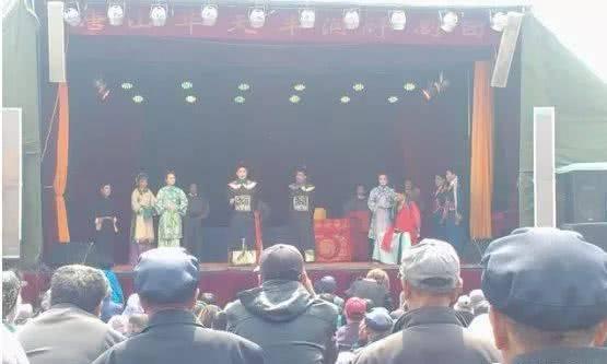 地点:蚕沙口村天妃宫(古戏楼)