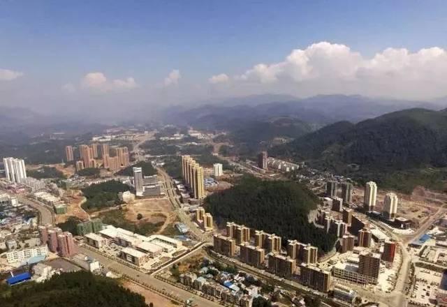 新旧照片对比,带你见证务川县城的历史与变迁图片