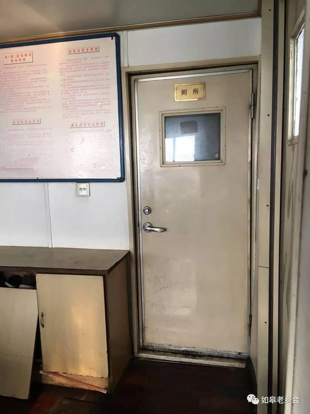 【奇葩】皋张汽渡厕所封闭!