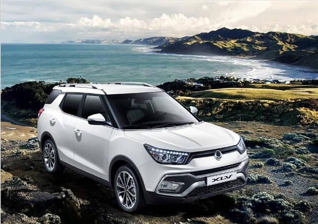 双龙途凌XLV将于2016北京车展上市:预计售14万起