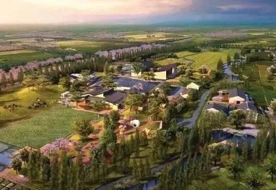 田园综合体_看世界各地怎样发展田园综合体?