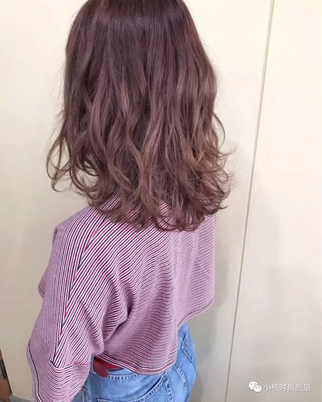 2018年日本时下流行的人气发色与发型大公开图片