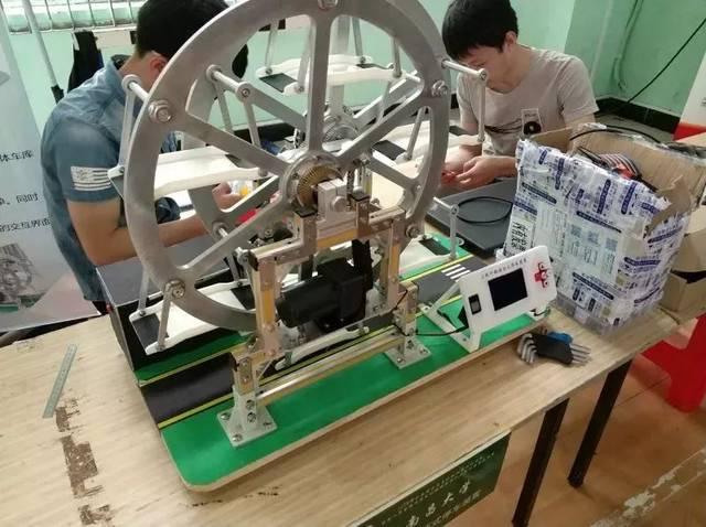 机械创新设计大赛准备完毕!你准备好了吗?图片