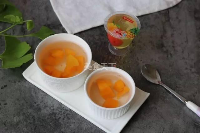 白教程50克,罐头一个,水960克,凉粉黄桃一片.c++(芒果程序设计...图片