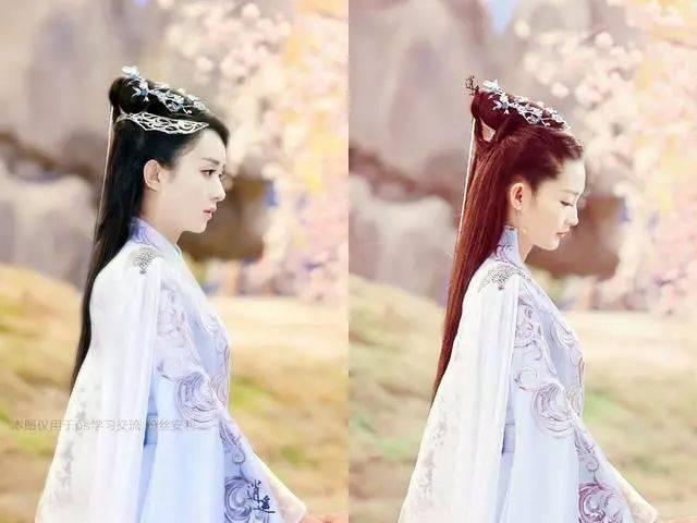 赵丽颖vs李沁,相同造型十次pk,谁是古装女神?