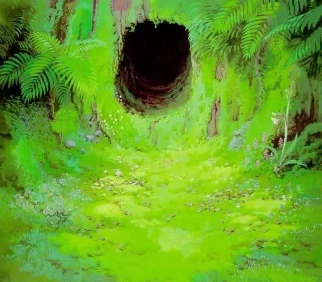 一样的夏天_宫崎骏动画,给你不一样的夏天