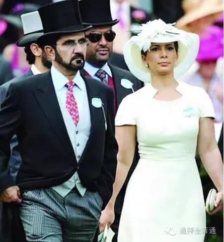 """迪拜""""公主""""为自由出逃阿联酋原来王室成员也不是这么好当的"""