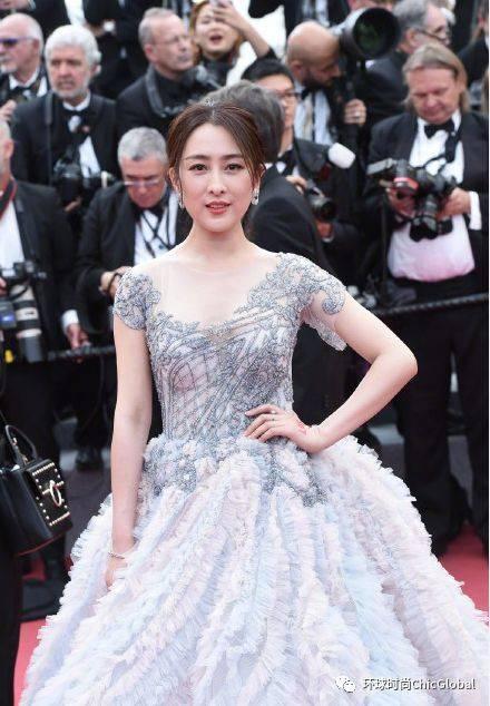 戛纳电影军团发力中国电影节,谁衣品你最喜欢?daddy集体图片