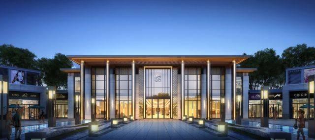 新亚洲风格建筑_新亚洲建筑风格 演绎东方美学