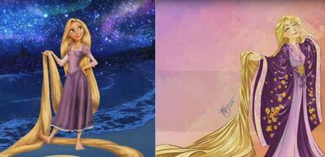当迪士尼服装变成舞娘,花木兰公主超好看,泛澳景观设计公司怎么样图片