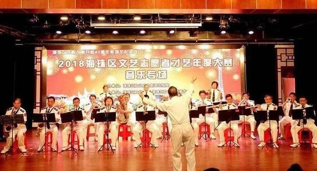 说唱,快板,朗诵样样行!海珠区文艺志愿者传播红色文化图片
