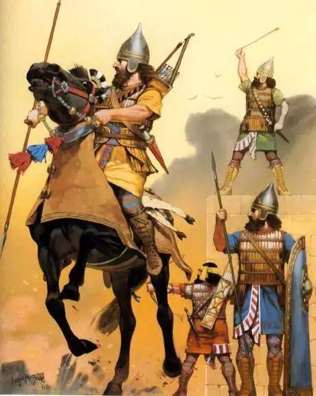犹太救世主:波斯大帝的巴比伦战记!