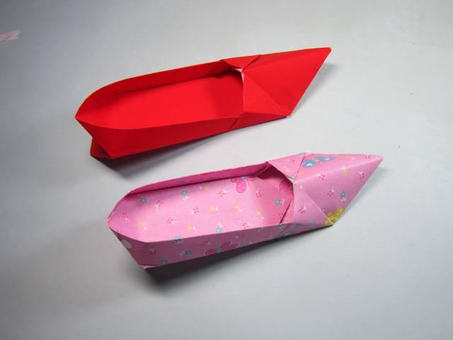 简单又漂亮的高跟鞋子的折法一学就会,diy手工制作视频教程.