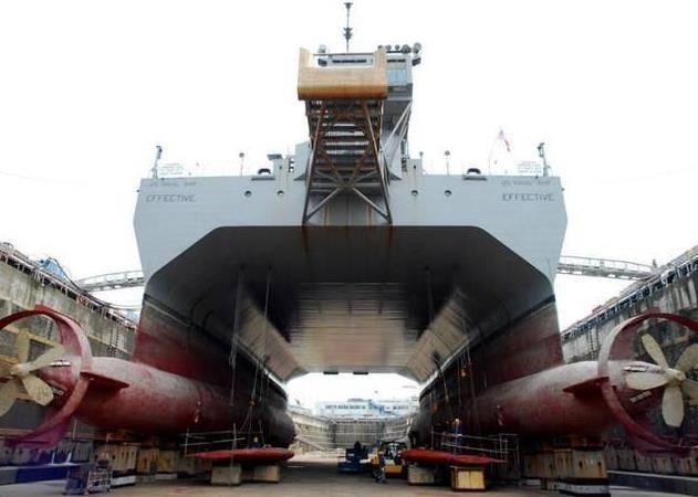 凹隐蔽的大陆特政:美军成级大陆监督船