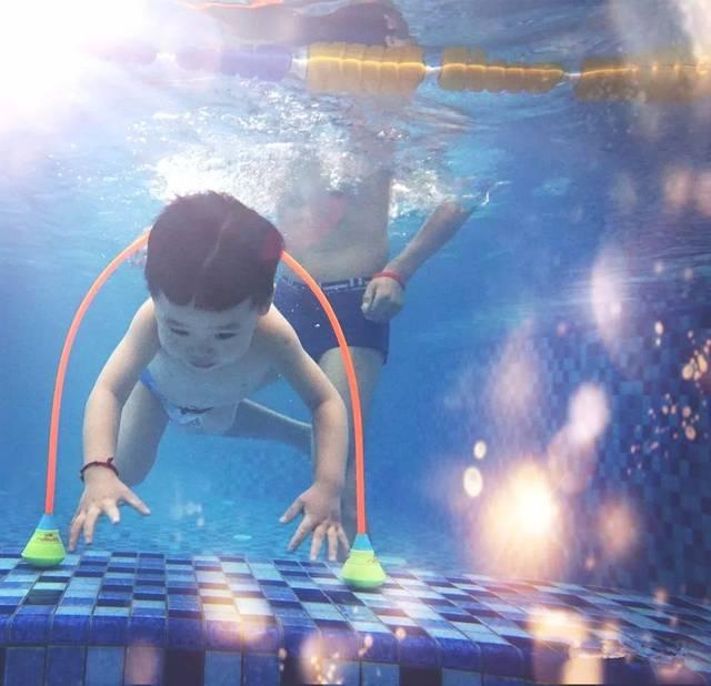 优瑞梦想家亲子游泳