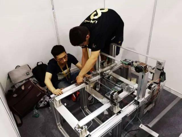工学要闻 | 工学院七组学生作品在北京市机械创新设计图片
