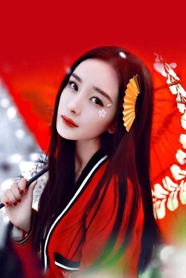 日本大片哪有_杨幂穿日本和服的大片出炉了