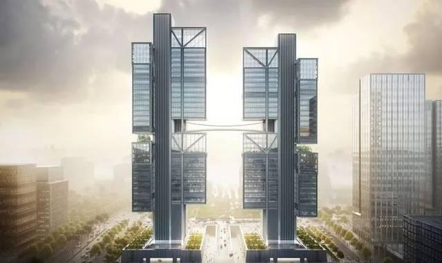 foster + partners 公布了他们为大疆创新科技公司设计的深圳总部.图片