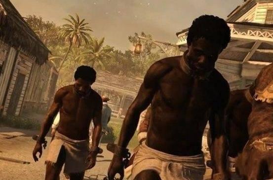 肉奴隶_古代欧美贩卖黑人奴隶,上船前总把他们脱得精光,为何要这样做?