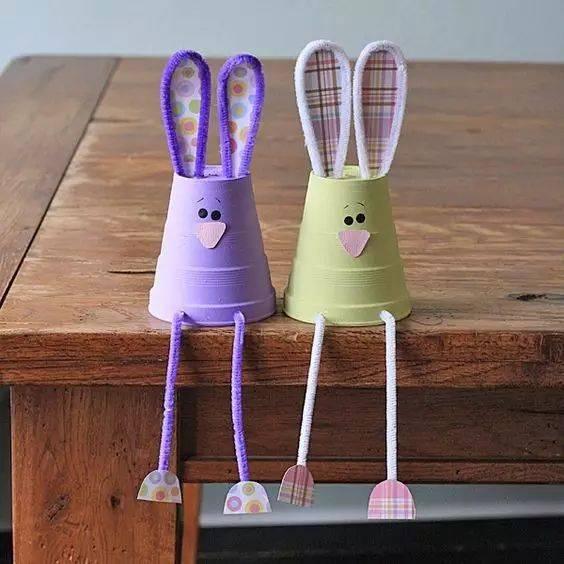 【六一手工】100种幼儿园纸杯创意手工制作,六一不可错过!
