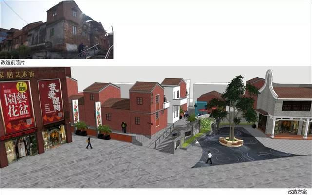 墙绘,2.5d浮雕,垂直绿化……禅城这些小巷将变身街拍圣地!图片