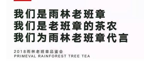 """普洱茶圈又出大事!460位老班章茶农莫名其妙""""被代言"""""""